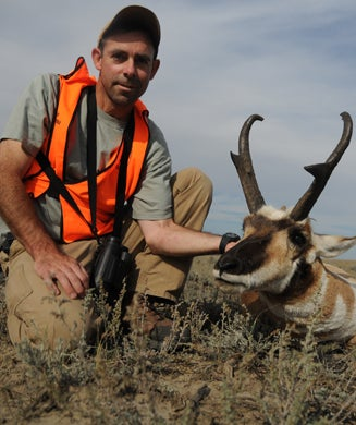 Home on the Range: Montana Antelope Hunt