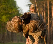 6 Tips for Scouting Spring Turkeys