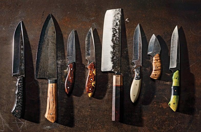 murray carter custom knives oregon