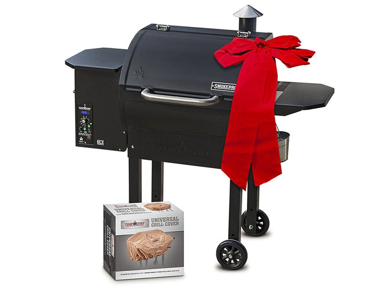 Camp Chef SmokePro DLX PG24 Pellet Grill