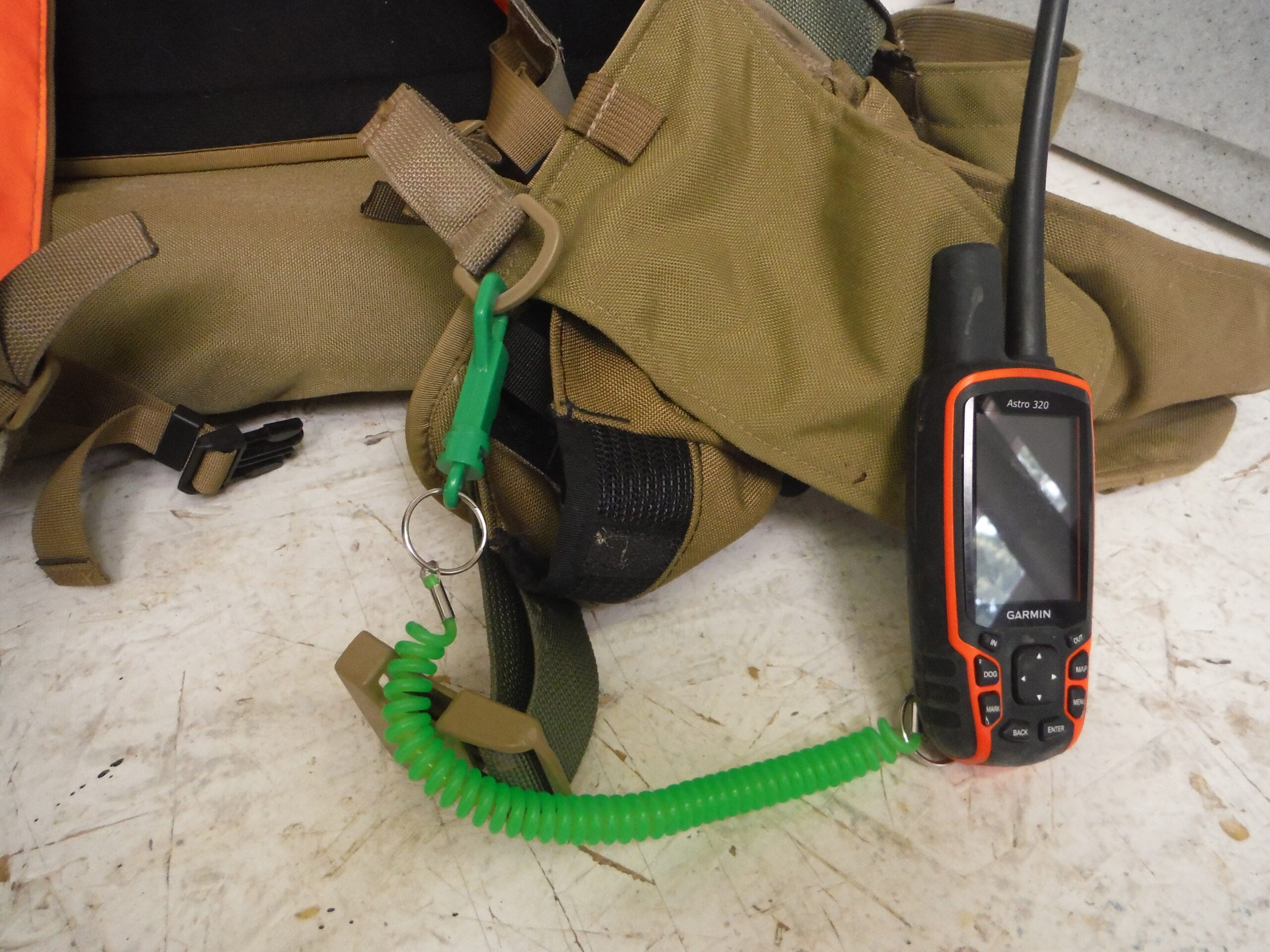 Why You Should Tether All Your Gear to Your Bird Vest