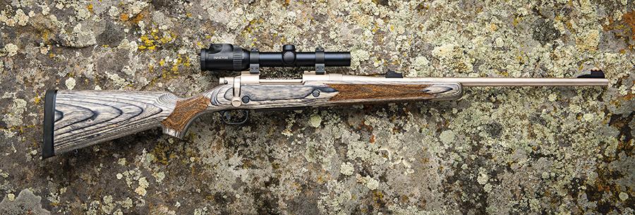 Gun Review: Mossberg Patriot Dangerous-Game Rifle