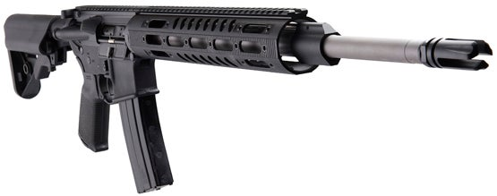 DPMS Goes Long Range With New Tactical Precision Rifle