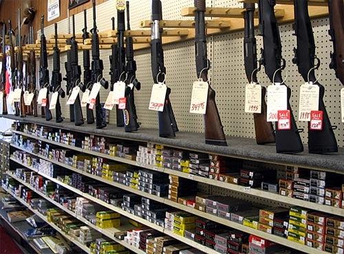 Record Gun Sales Spike