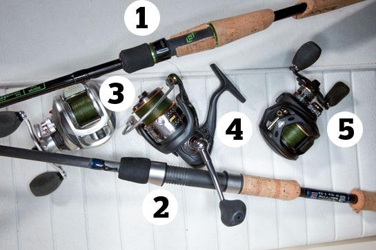 Tackle Test 2014: Specialty Rods and Reels