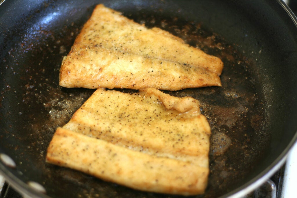 Cooking pike