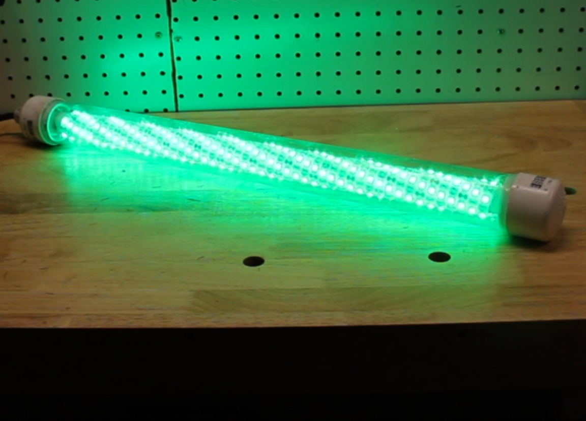 How to Make Your Own Bait Light for $30