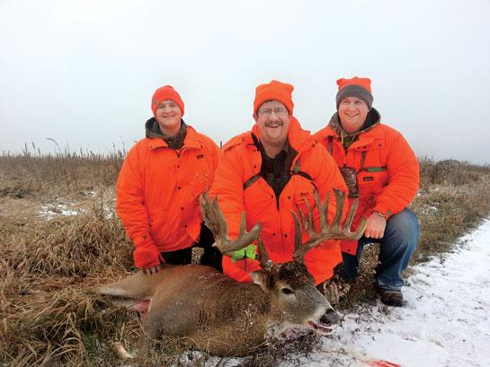 Deer of the Year: The Thanksgiving Buck
