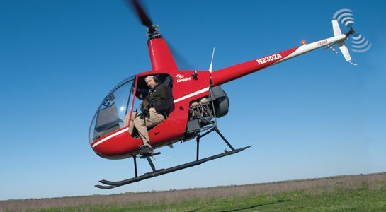 Shooting Hogs from a Helicopter: The Million-Dollar Pig