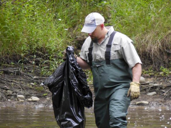 Michigan Project Targets Pictured Rocks Area Volunteers Needed To Improve Fish Habitat