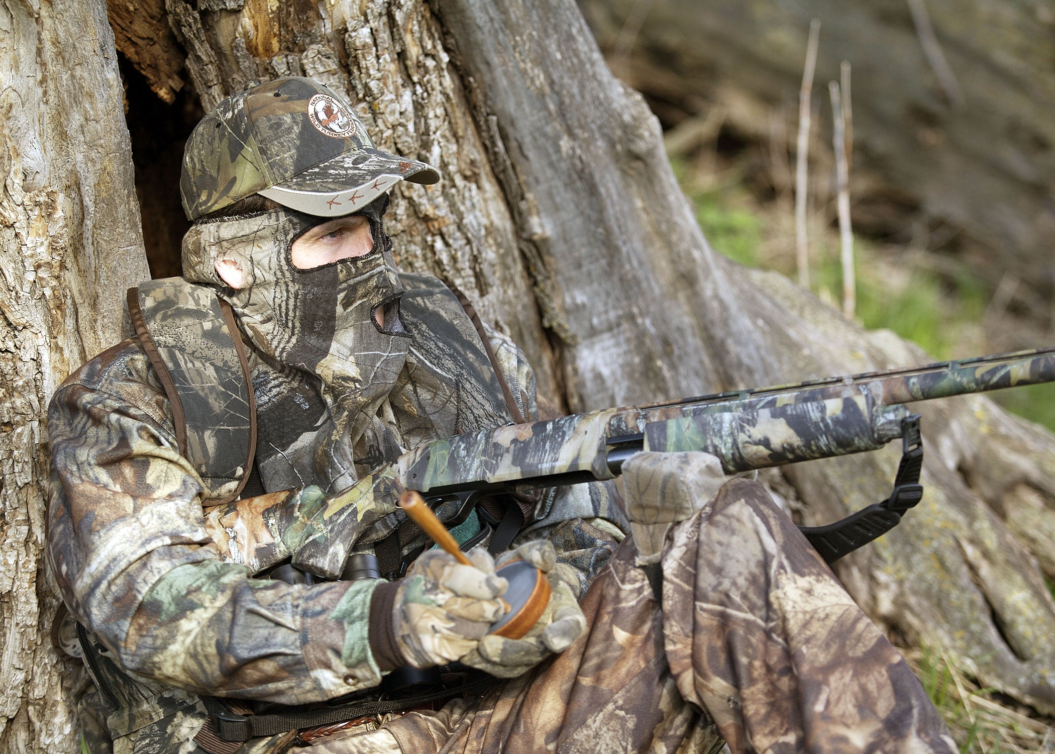 Yelp Like a Gobbler To Call in Late-Season Birds