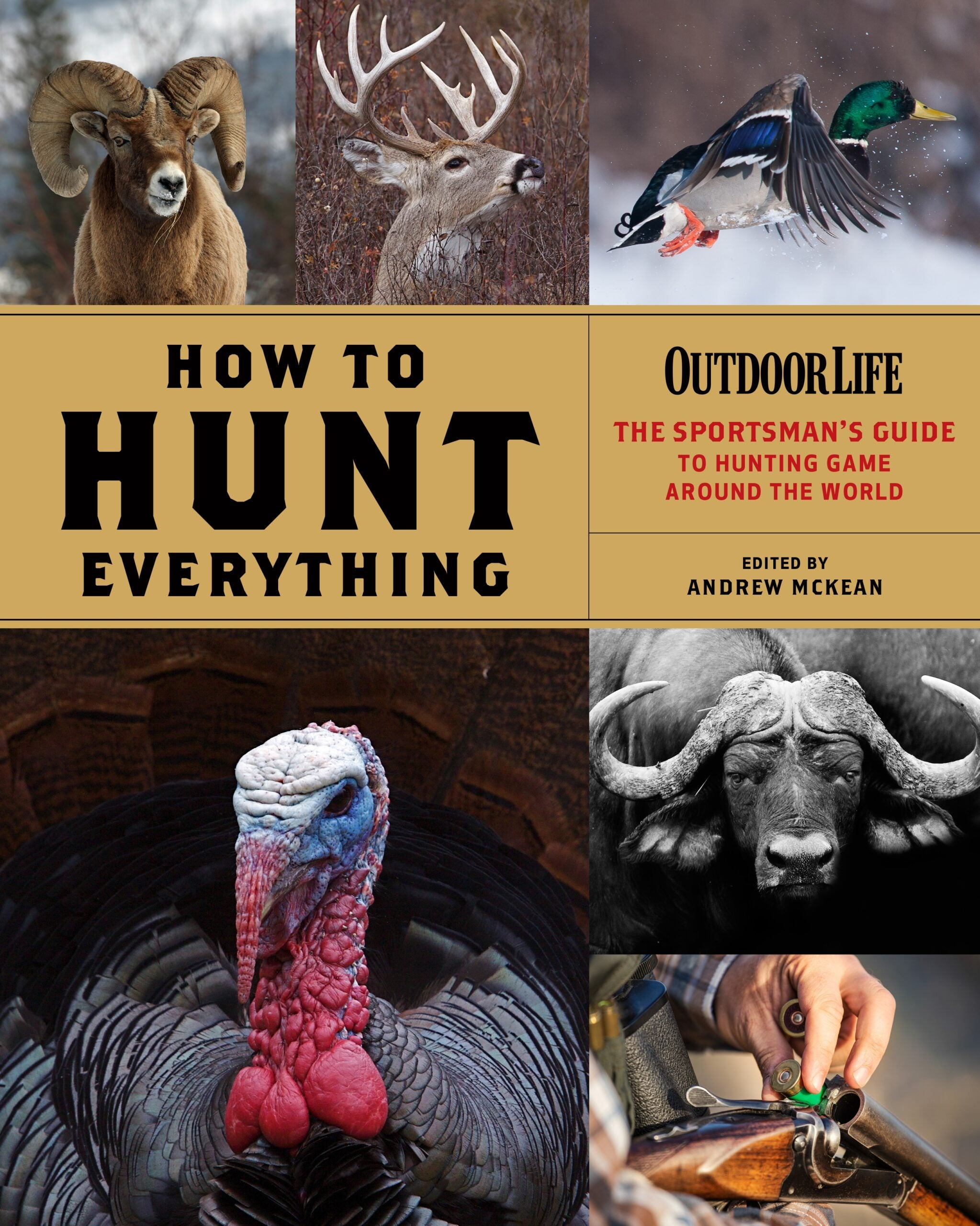 How To Hunt Everything book