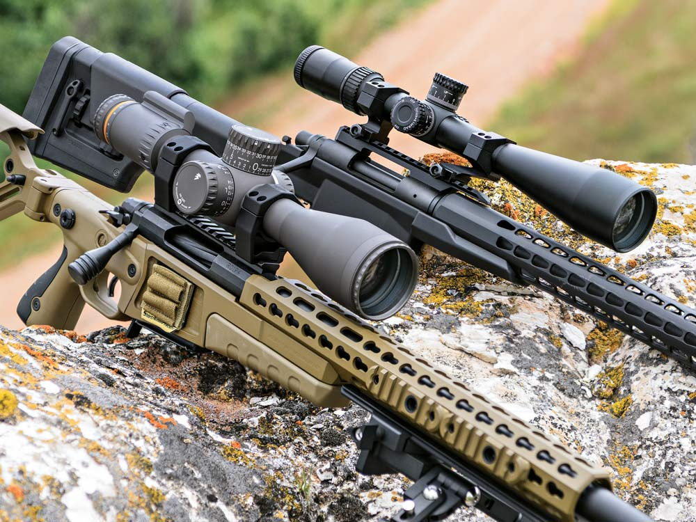 Revic PMR 428 rifle scope