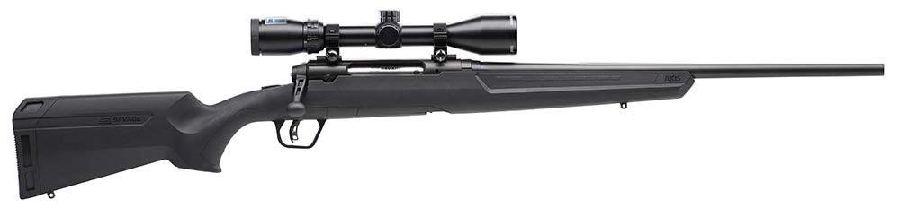 Savage Axis II XP bolt-action rifle