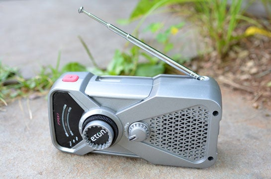 Survival Gear Review: Eton FRX1 Emergency Radio