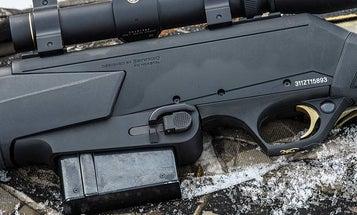 Browning BAR MK 3 DBM Rifle Accuracy
