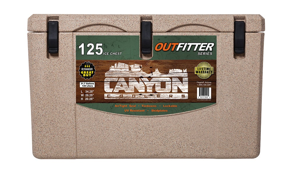 Canyon Coolers Outfitter 125
