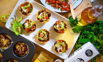 Video: A Recipe for Wild Game Taco Cups