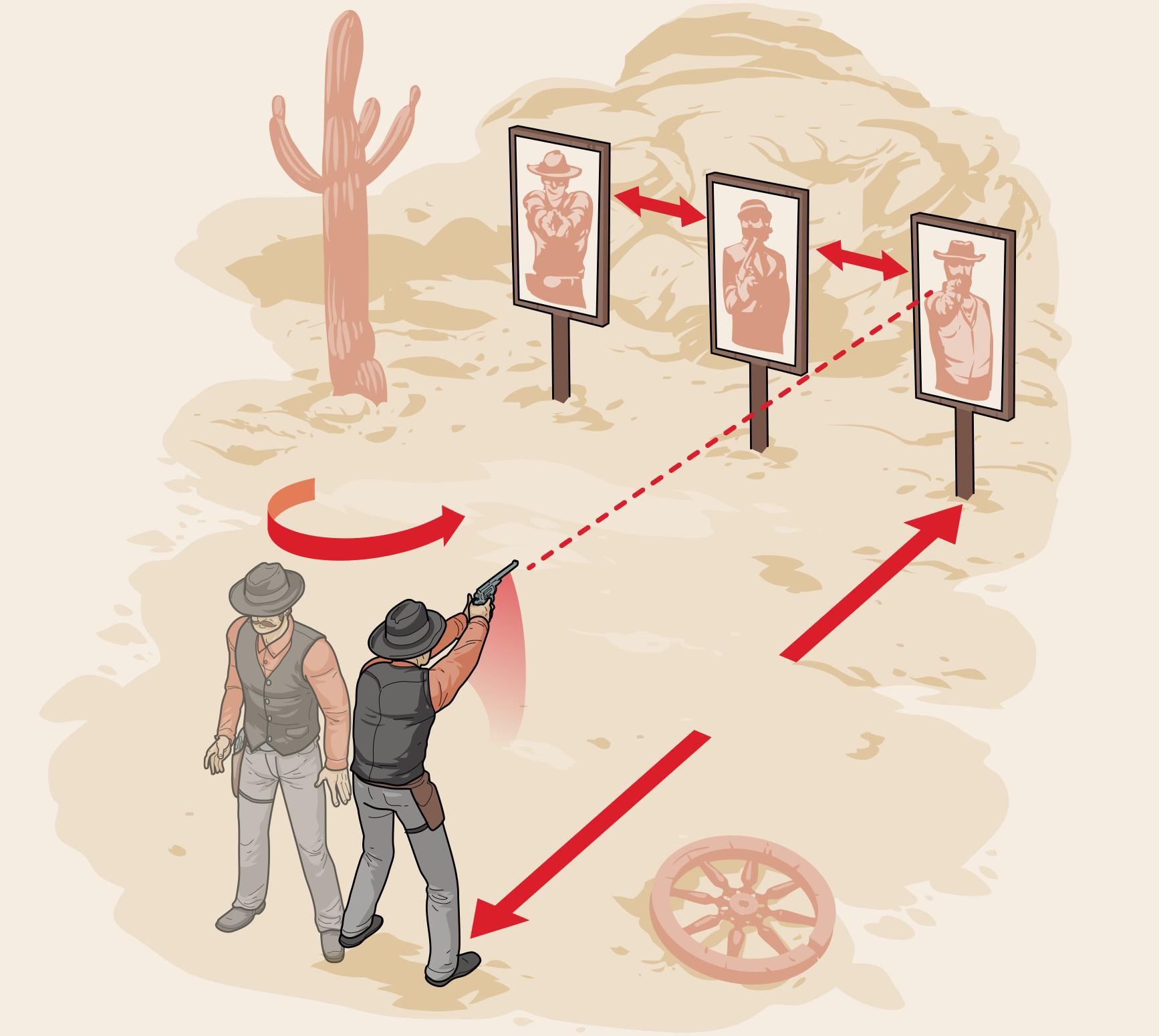Shooting Tips: Pull Off 'El Presidente' Range Drill