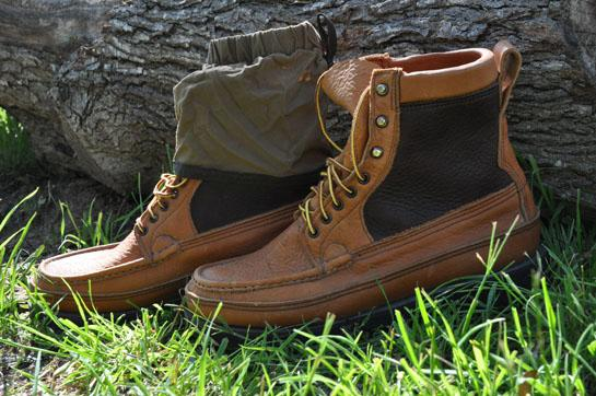 Announcing the Winner of the Russell Moccasin Safari Boots!