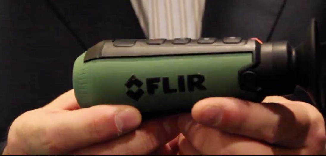 First Look: FLIR Scout TK