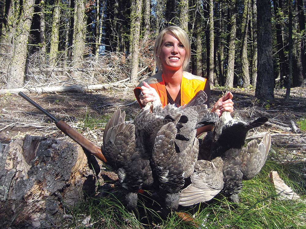 A limit of blue grouse