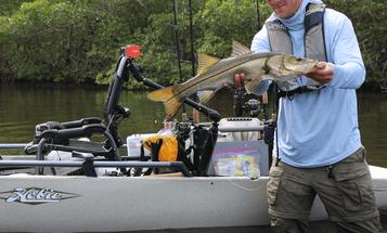 DIY Kayak Angling Florida's Gulf Coast