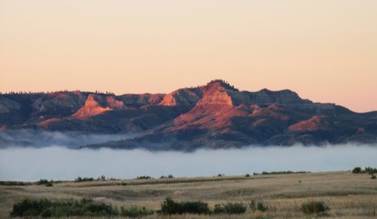 Elk Season Opener: The Missouri River Breaks