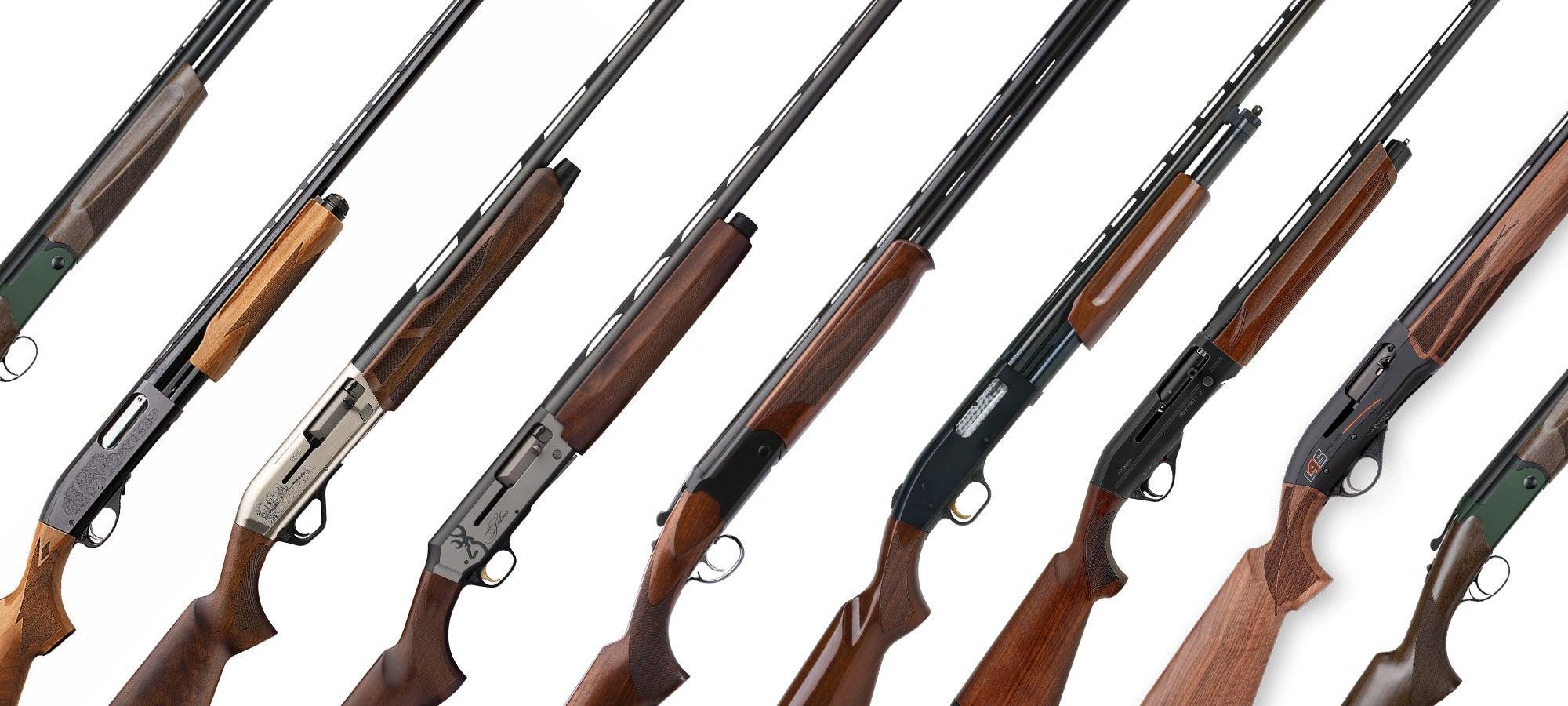 upland bird hunting shotguns