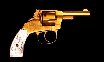 Gun of the Week: Hopkins & Allen XL3 Double Action Revolver
