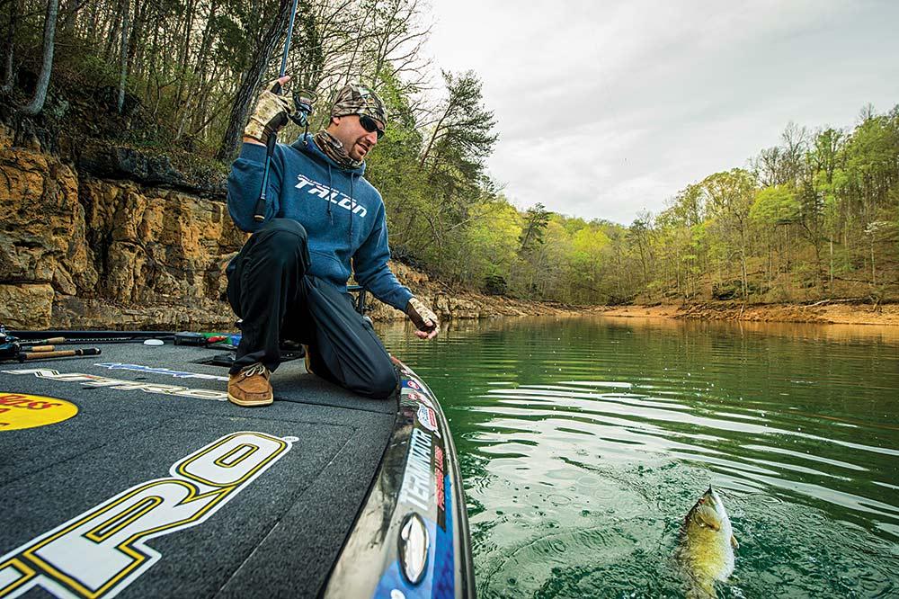 big bass fishing tactics