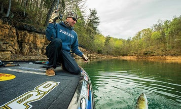 Big-Fish Tactics for Open-Water Winter Smallmouth Bass