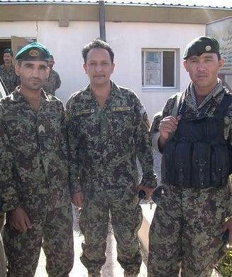 Hunting Afghanistan