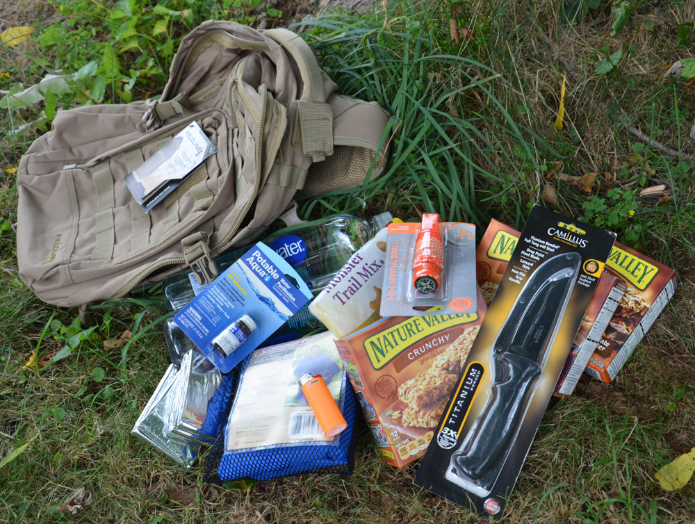 Survival Skills: Build A Budget Bug Out Bag
