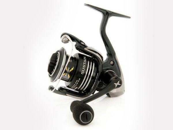 shimano sustain spinning fishing reel