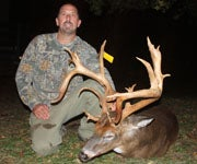 Possible New York State Record Non-Typical Archery Whitetail