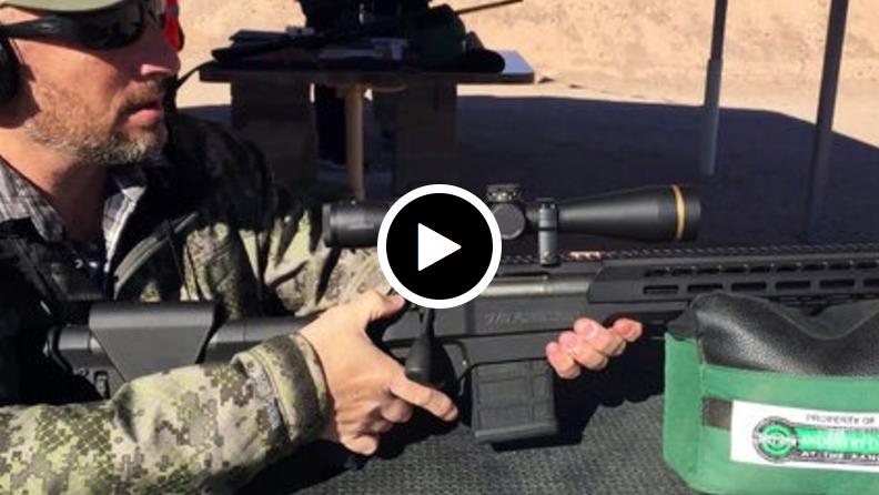 winchester xpc rifle