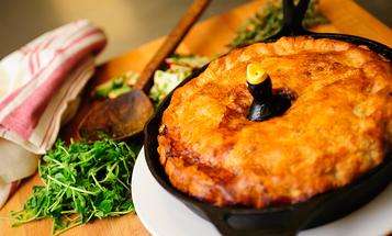 """Cooking with Crow Meat: A Recipe for """"Blackbird"""" Pie"""
