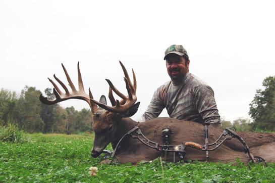 Bowhunting Surpasses Gun Hunting in Connecticut