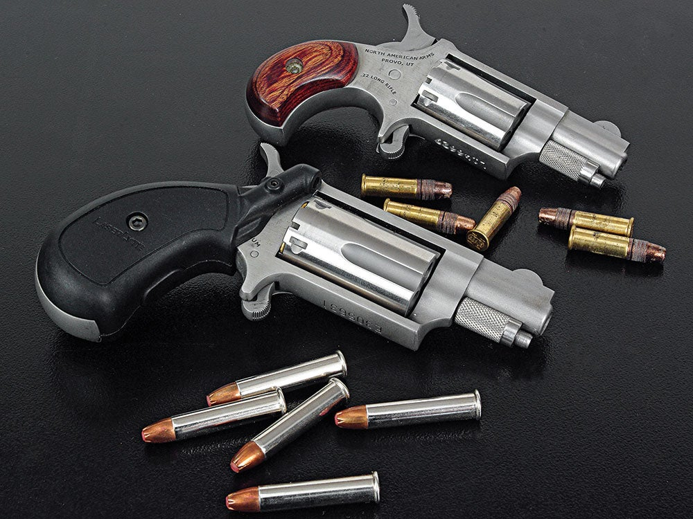 five great wheelguns