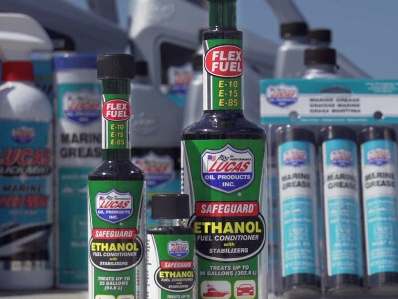 lucas oil safeguard ethanol fuel conditioner