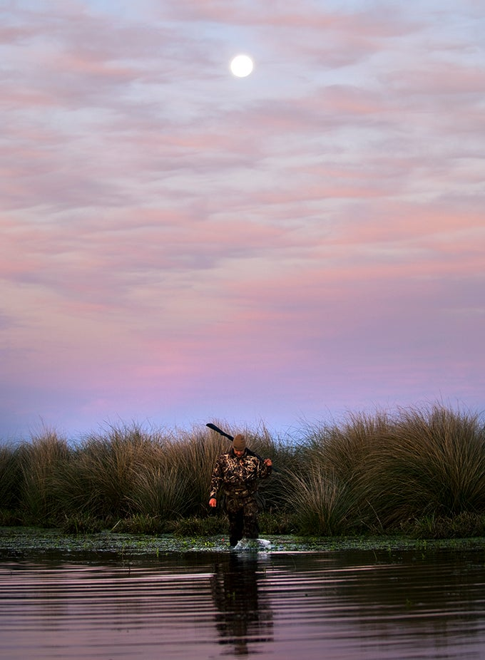 Waterfowl Hunting: The Argument for Plan B
