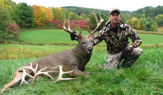 Three-Year Hunt for 155-Inch Wisconsin Buck