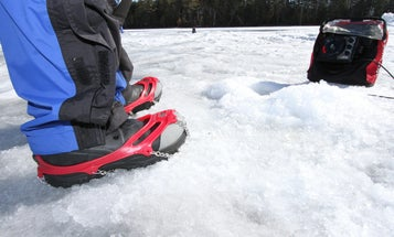 How To Ice Fish Without Dying
