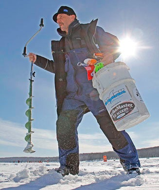 Russia Wins World Ice Fishing Championship