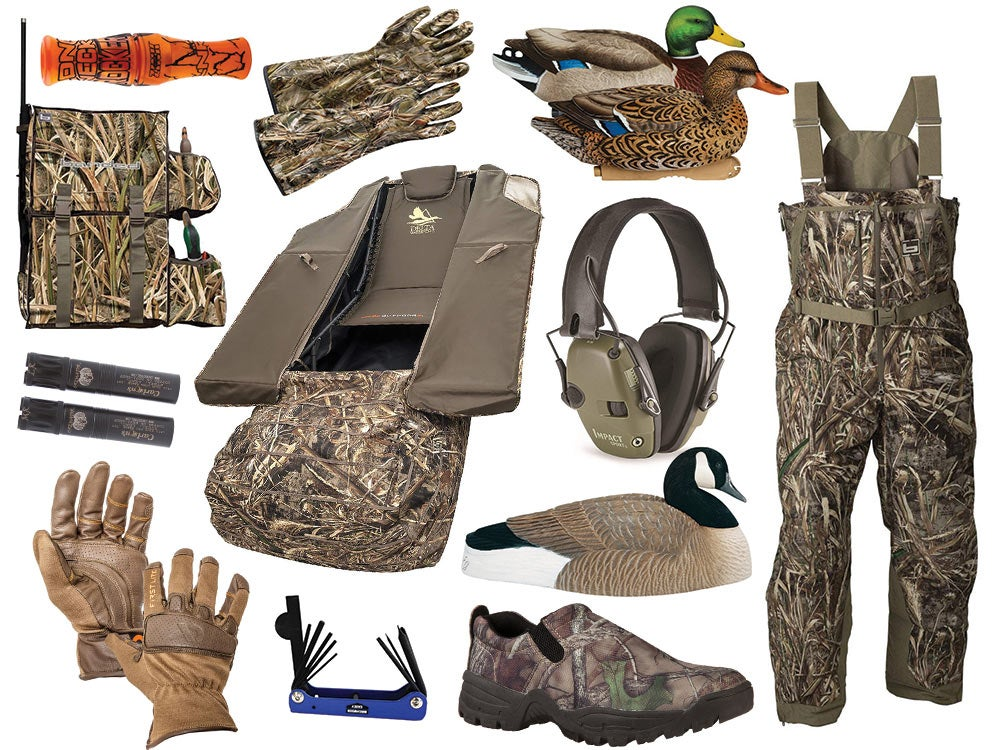 waterfowl hunting gifts