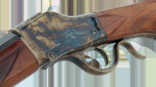 First Look: Uberti 1885 High-Wall Rifle