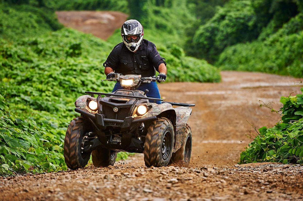 ATV Review: 2016 Yamaha Kodiak 700 4X4