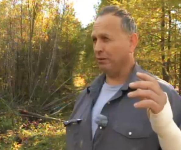 Canadian Man Fights Off Bear by Grabbing its Tongue