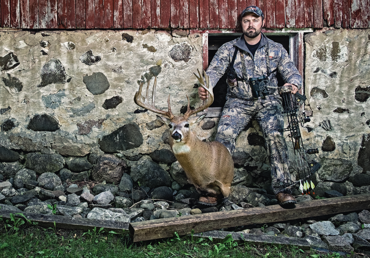 Deer of the Year 2015: The 192-Inch Monster Wisconsin Buck